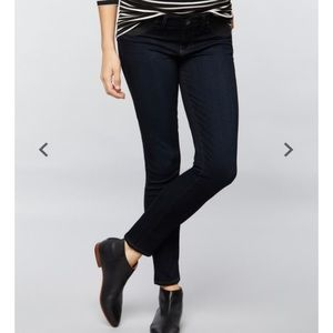 PAIGE Maternity Skinny Jeans